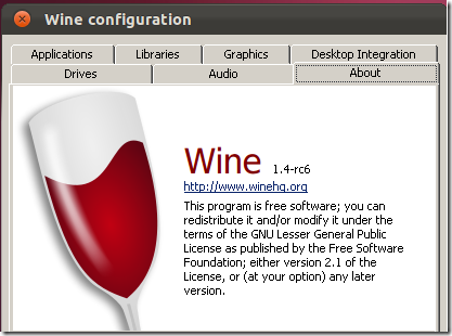 Wine 1 4 is Finally Here! Install it in Ubuntu 11 10