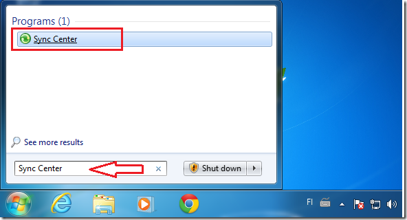 Turn On / Off Offline Files in Windows 7 | Liberian Geek