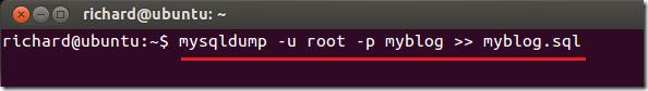 wordpress_backup_precise