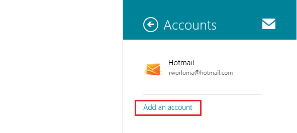 how to get saved password to show microsoft mail