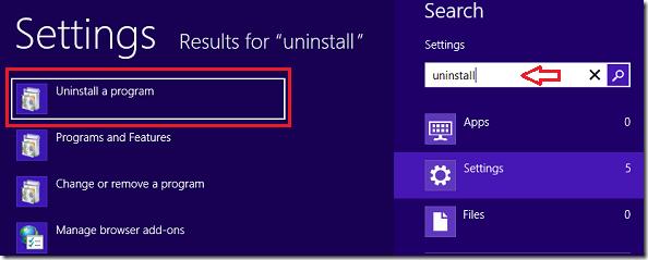 windows8_uninstall_programs