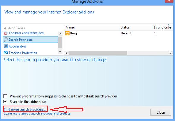 Set Google As Default Search Engine In Internet Explorer ...