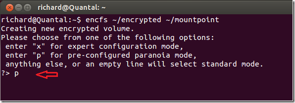 encfs_ubuntu1210_create_encrypted_folder