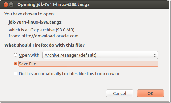 How To Install The Latest Oracle Java JDK 7 In Ubuntu