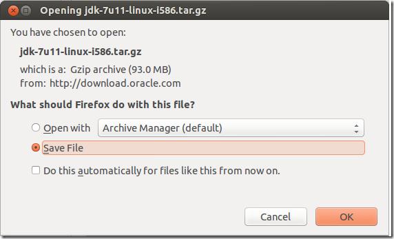 How To Install The Latest Oracle Java JDK 7 In Ubuntu - Liberian Geek