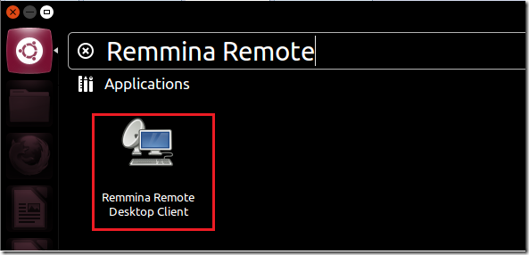 Connect To Windows 8 From Ubuntu Via Remote Desktop