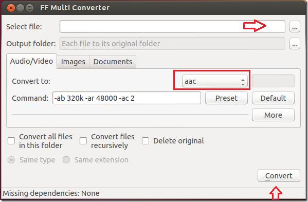 ffmulticonverter_ubuntu1210_2