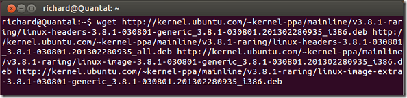Linux Kernel 3 8 1 Released–How To Install / Upgrade In