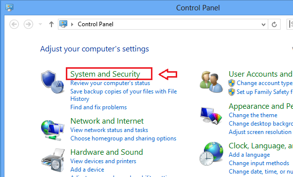 how to find your network security key on windows 8