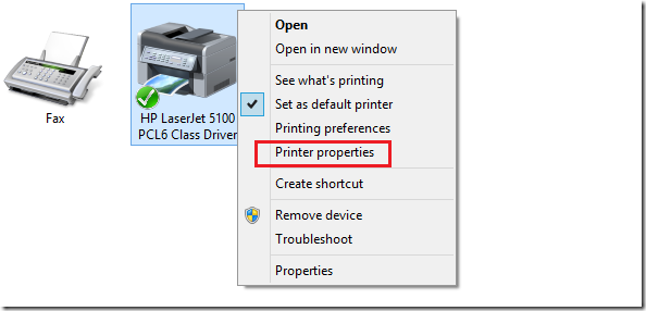 Ubuntu To Windows 8–Can You Share Your Printer With Me