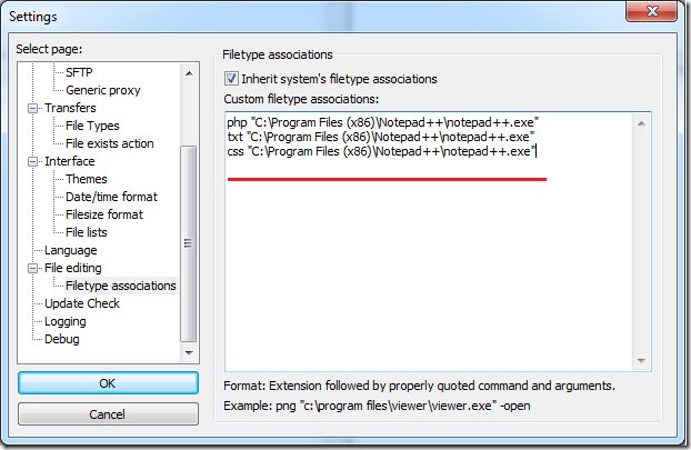 filezilla-editor-ubuntu-windows_2