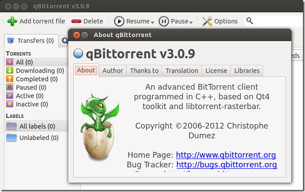Want uTorrent In Ubuntu? You May Have To Settle For qBittorrent
