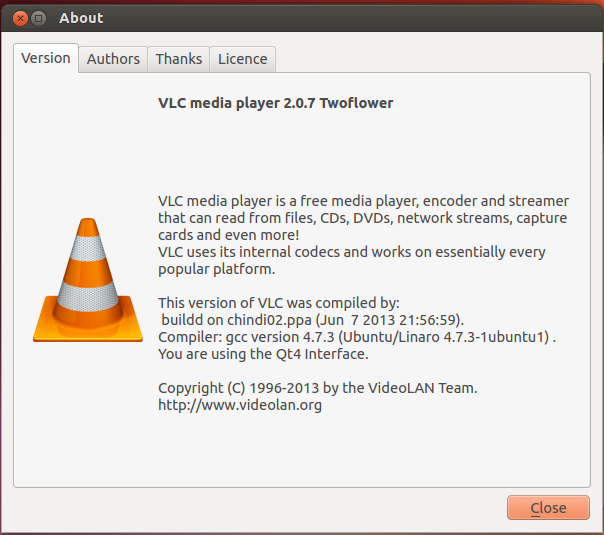 VLC Music Player Updated To Version 2 0 7 For Windows, Mac and Linux