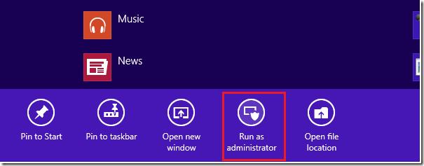 open-as-administrator-windows8