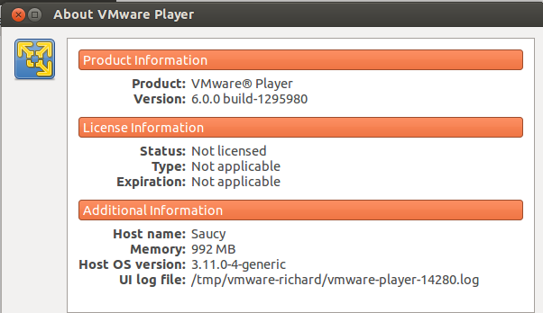 VMware Player 6 0 Released–Here's How To Install It In Ubuntu