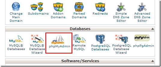 wordpress-cpanel-database-backup