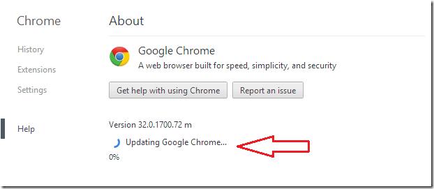 google-chrome-updated