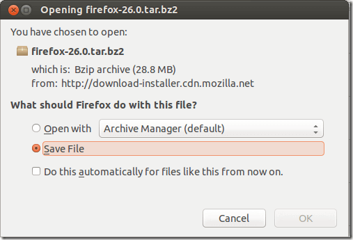 firefox-manual-install