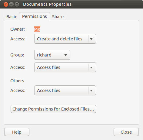 Assign Read/Write Access to a User on Specific Directory in Linux