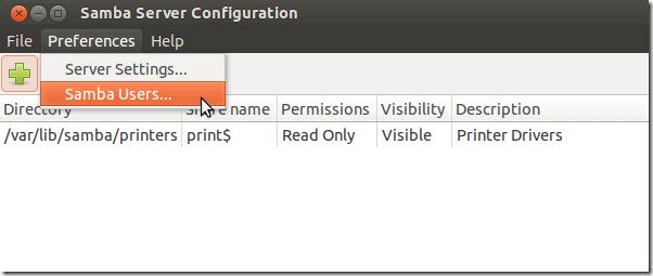 samba-user-ubuntu