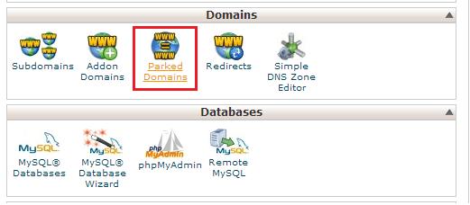 web domain: