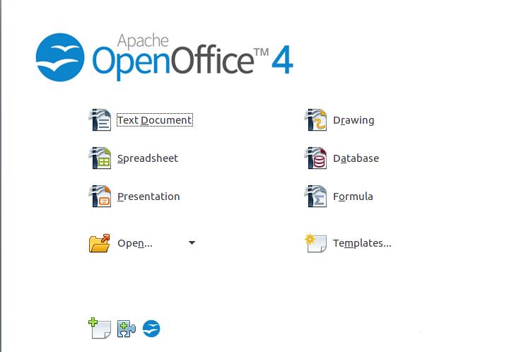 Install OpenOffice in Ubuntu