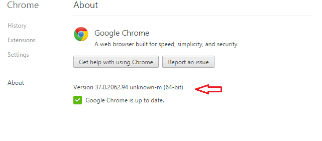 Google Chrome 64-bit