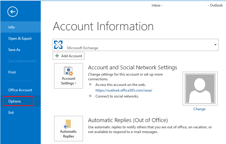 outlook graphics acceleration