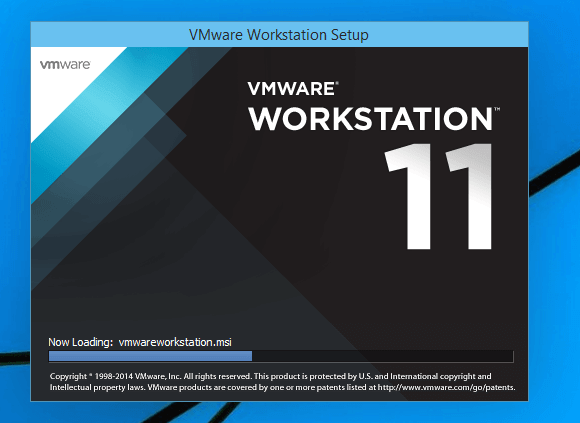 How To Install VMware Workstation 11 On Windows 8 1 | Liberian Geek