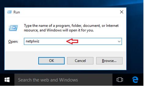 auto login to windows 10 computer