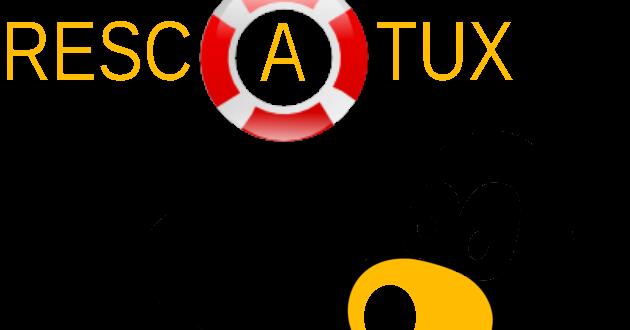 rescatux logo
