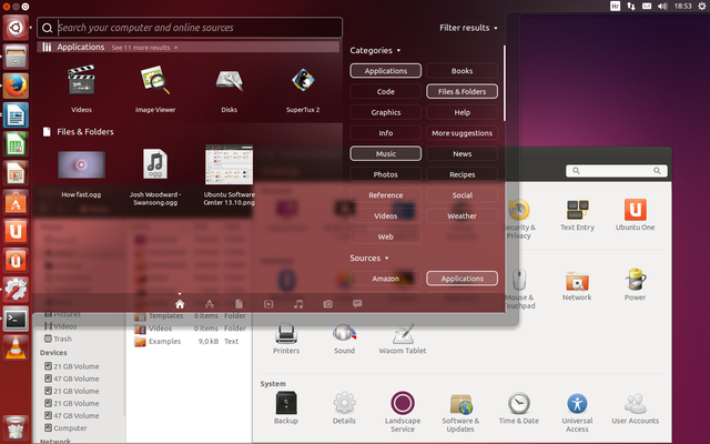 ubuntu 13.10 operating system